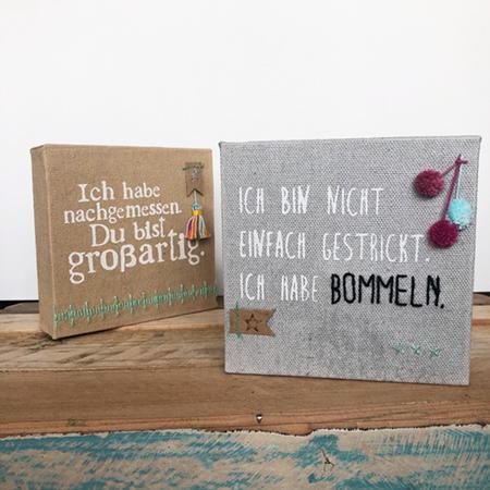 Wandsprüche - liebevolle Geschenke in Frankfurt für jeden Partner